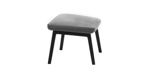 PARK Pouf with steel frame