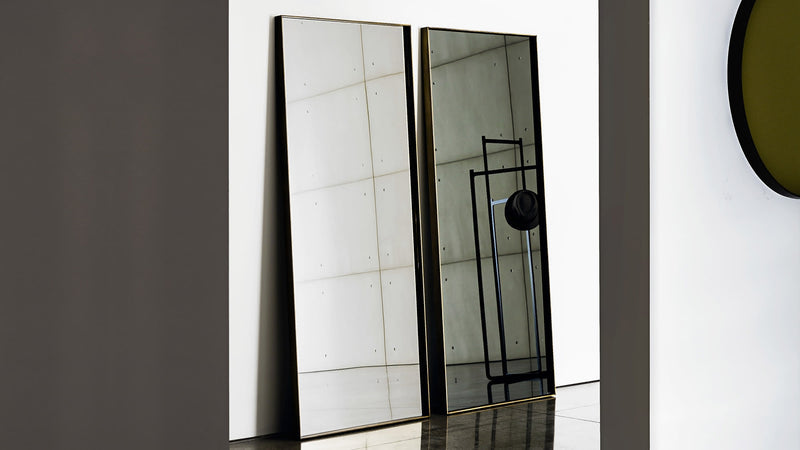 Miroir Sovet Visual Rectangular Mirror