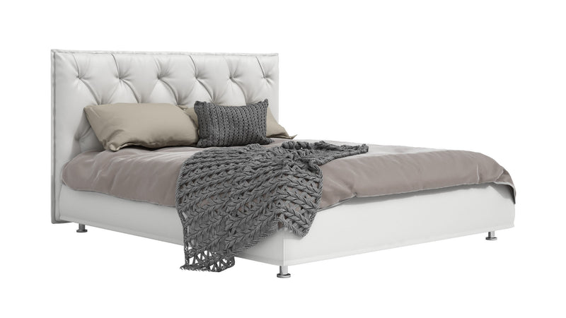 Space Bed White 11