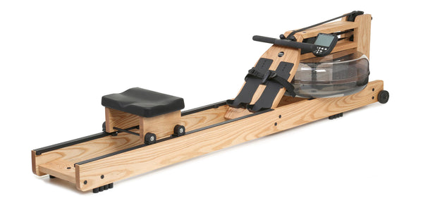 WaterRower Rameur Original - Monitor S4