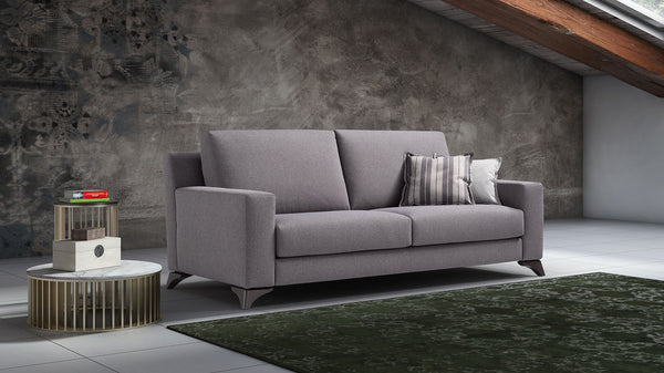 WILLIAMS Modular corner sofa 4 seater customizable 2