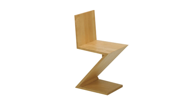 Rietveld Zig Zag Chair 280 RT26