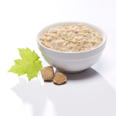 New Maple and Brown Sugar Oatmeal Preview