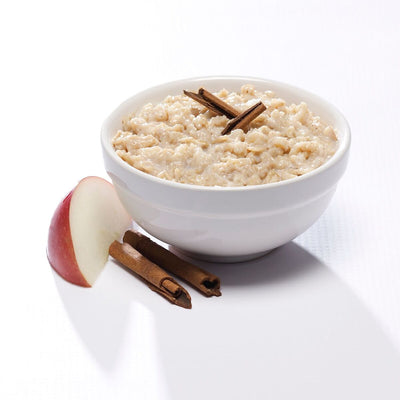 New Apple Cinnamon Oatmeal Preview