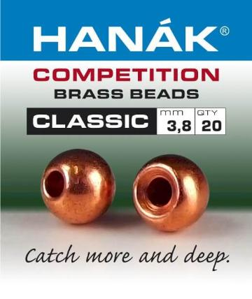 HANAK CLASSIC (BRASS BEADS WITH TRADITIONAL COLORS)
