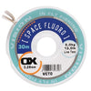 VISION SPACE FLUORO TIPPET 50M