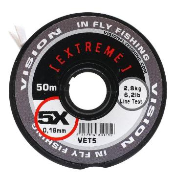 EXTREME MONOFIL TIPPET 50M