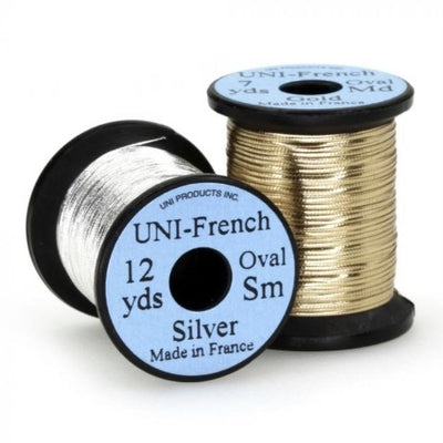 UNI-FRENCH OVAL TINSEL SMALL