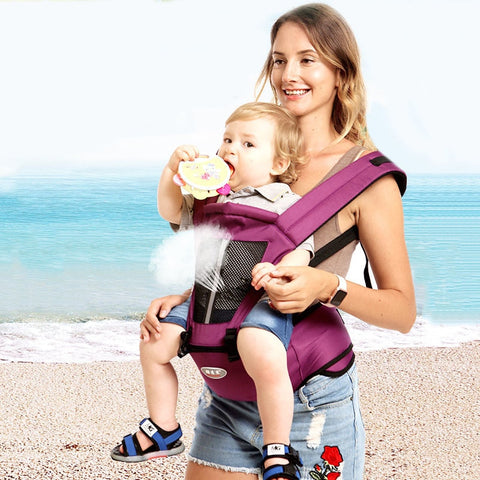 Adjustable Infant Front Facing Hipseat Newborn Baby Carrier Prevent O-type Legs Toddler Sling Backpacks 0-36m Position Lap Strap Backpacks & Carriers