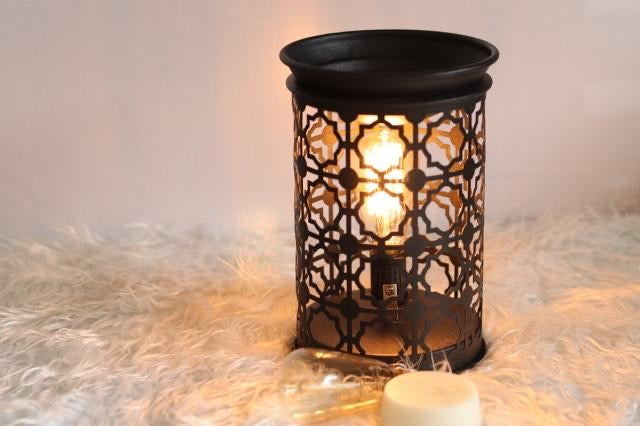 Industrial Style - Wax Melt Warmer | BONUS MELTS