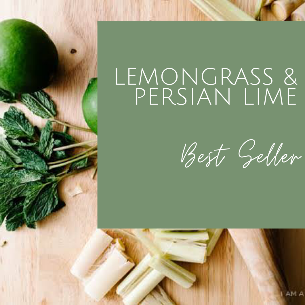 Lemongrass & Persian Lime