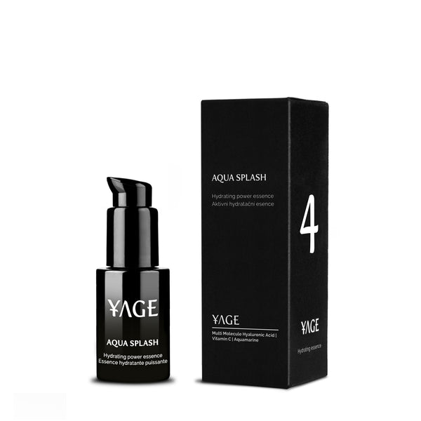 6. Bundle Multi Molecule Hydrating essence  and nignt anti-aging face oil