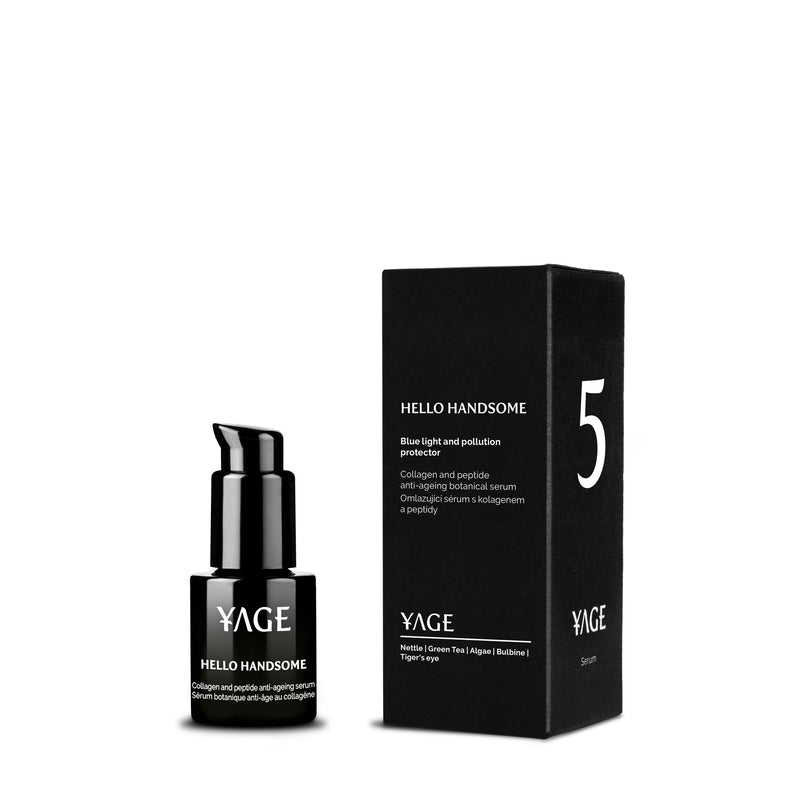 HELLO handsome - Collagen and protein anti-ageing botanical serum