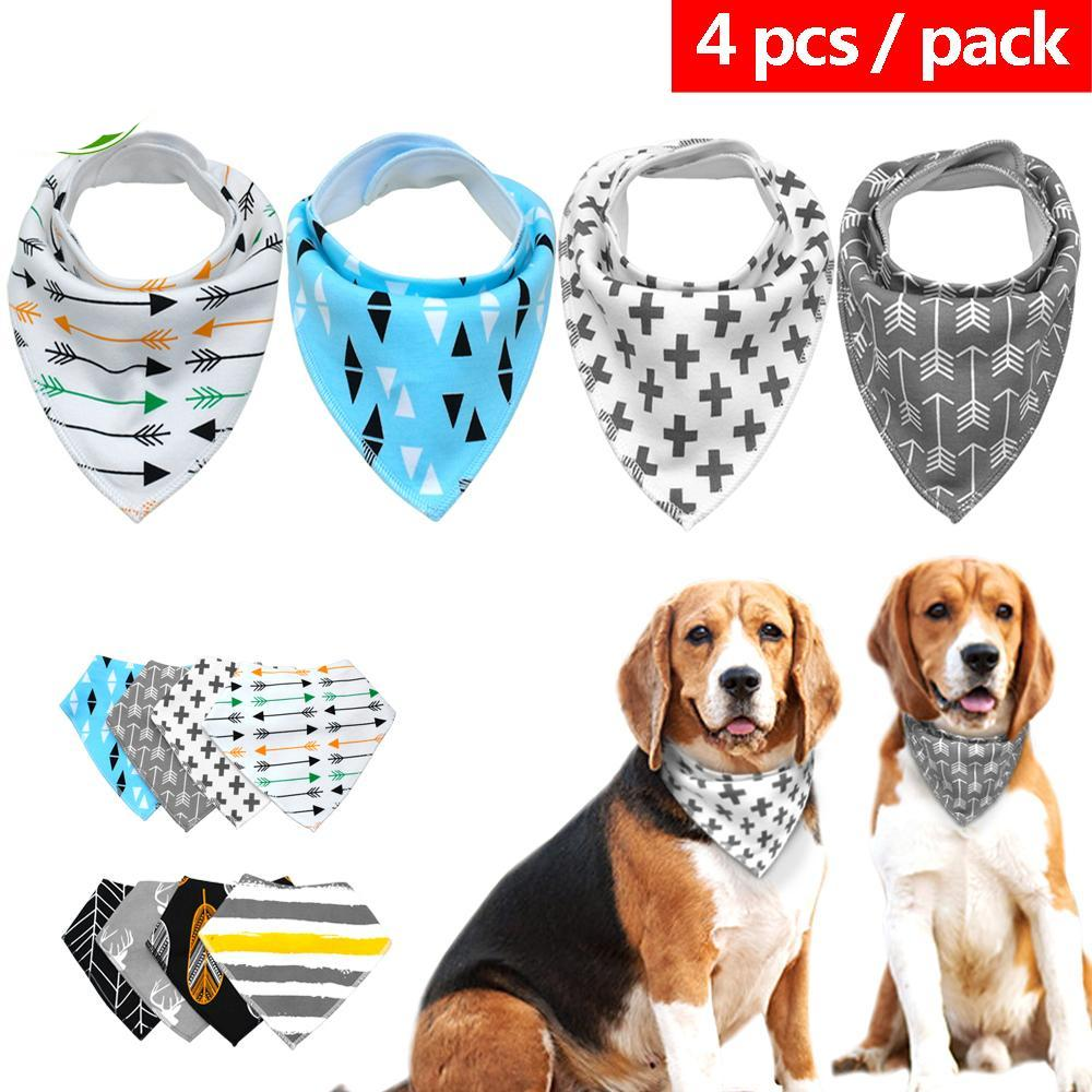 4pcs/lot Bandanas