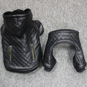 Detachable jacket