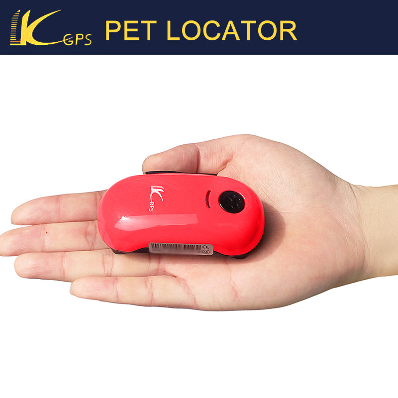 Waterproof GPS Tracker Collar