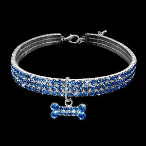 Crystal Collar Leash