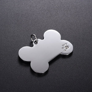 Pet ID Tag for Collars