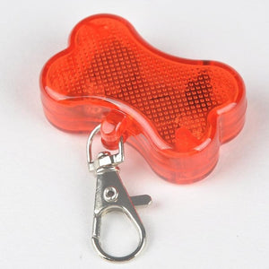 Bone Led ID Tags (For Collars)