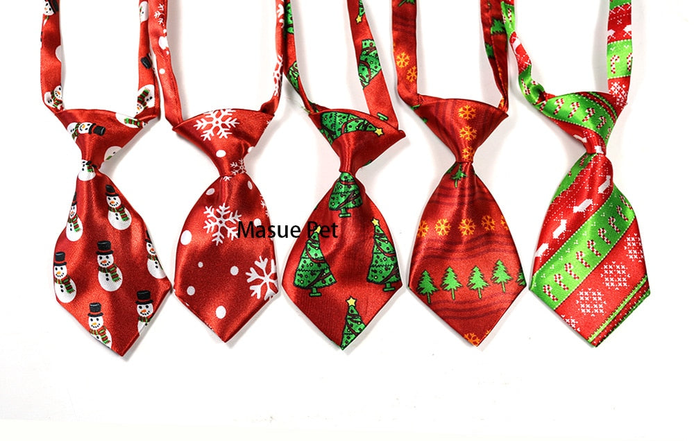 50pcs  Christmas Ties