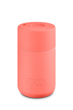 12oz Reusable Cup. Living Coral