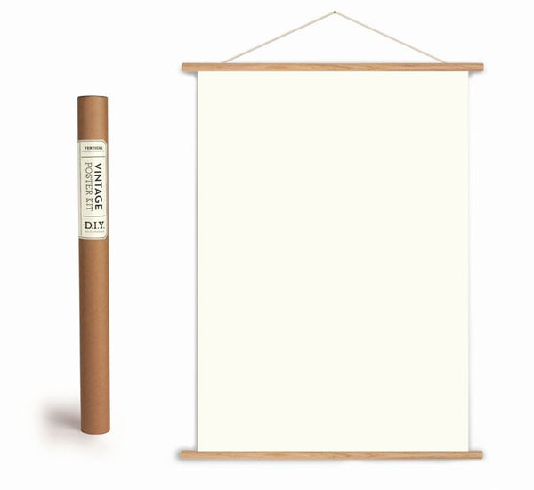 Poster Hanging Kit - Vertical