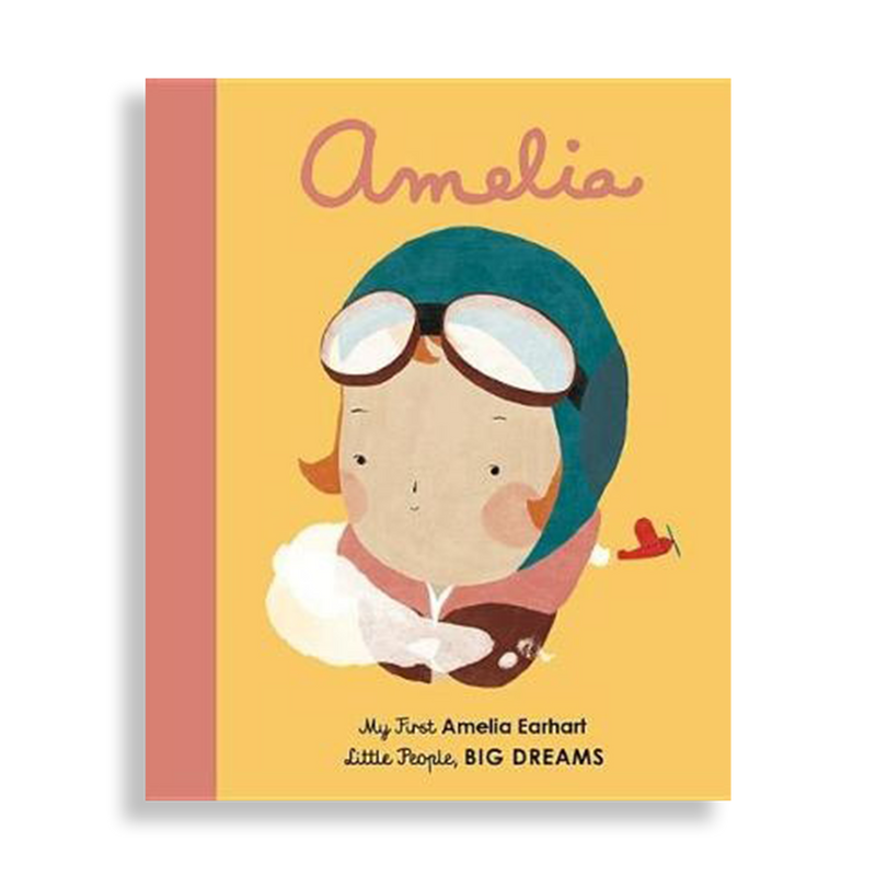 Amelia Earhart. Board Book