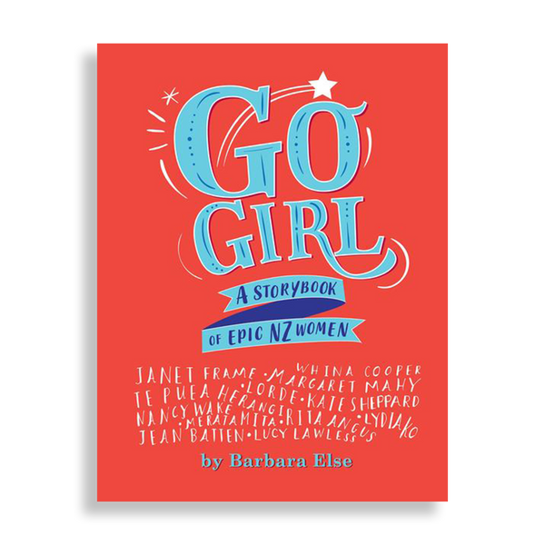 Go Girl! A story of epic NZ women