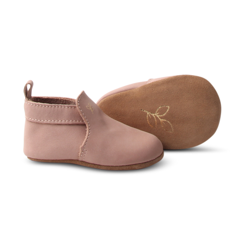 Teddy Slip-On. Peony - Little Big