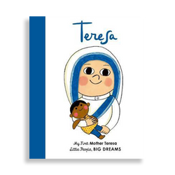 Mother Teresa.  Board Book