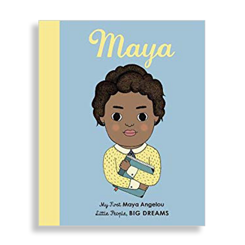 Maya Angelou. Board Book