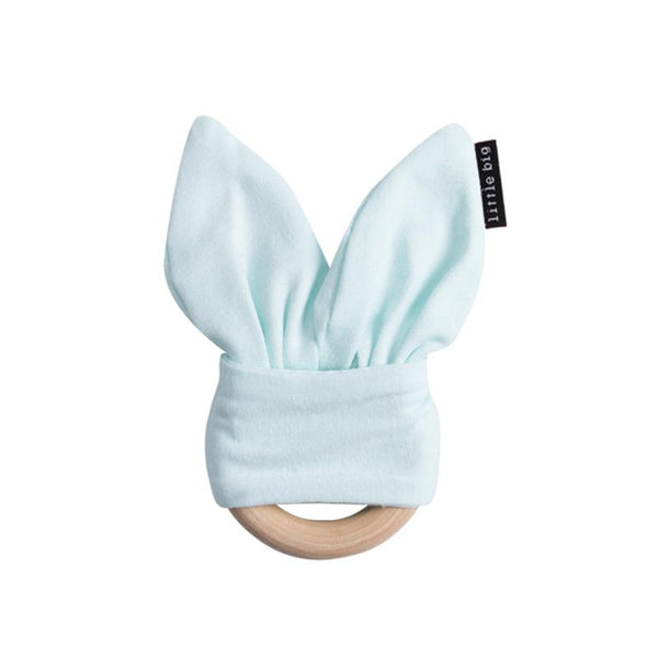 Bunny Ear Teether in Sky - Little Big