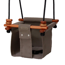 Baby + Toddler Swing. Classic Taupe