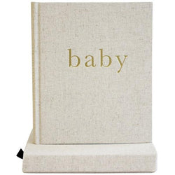 Baby Book. Boxed