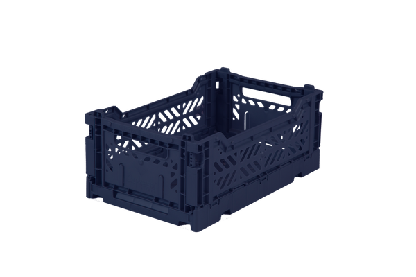 Mini Crate. Navy