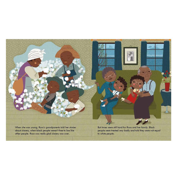 Rosa Parks.  Board Book