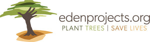Logo of eden reforestation project