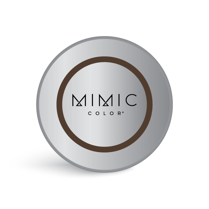 Mimic Color Root Cover Up Compact Refill - Dark Brown - MimicColor