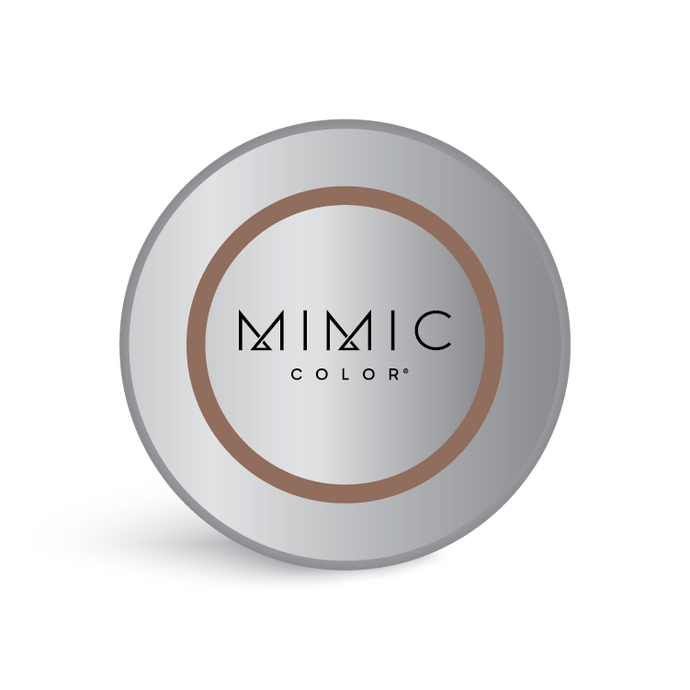 Mimic Color Root Cover Up  Compact Refill - Medium Brown - MimicColor