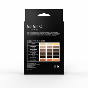 Mimic Color Red Root Cover Up Kit - MimicColor