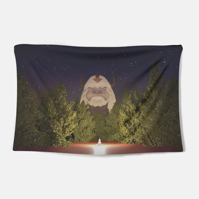 Forest Guardian Tapestry