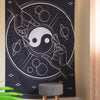 Yin Yang Space Tapestry