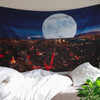 Super Moon Tapestry