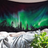 Northern Lights Tapestry