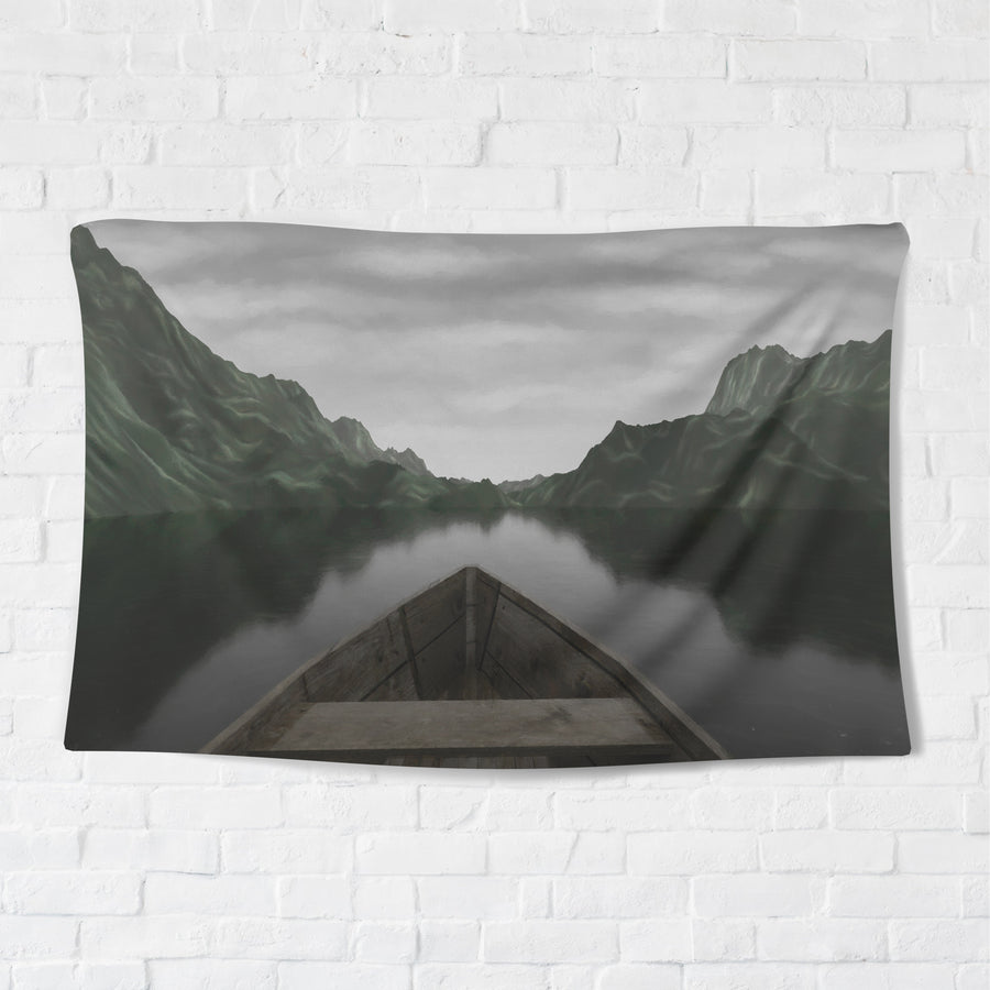 Open Lake Tapestry