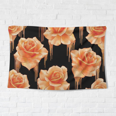 Roses' Fall Tapestry