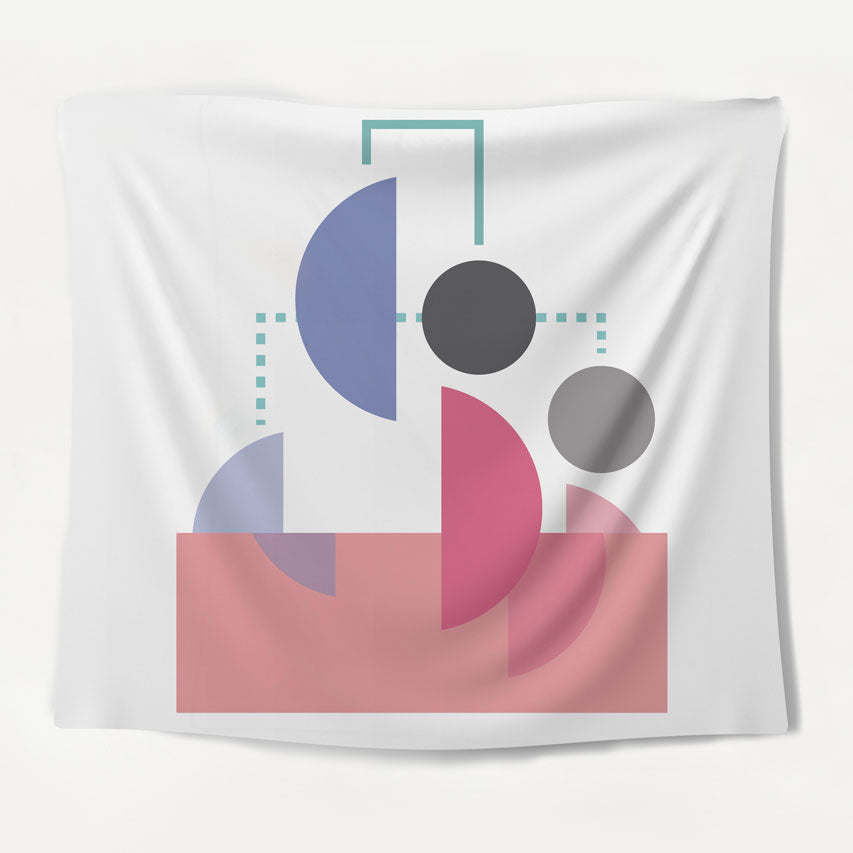 Abstract Minimal Tapestry