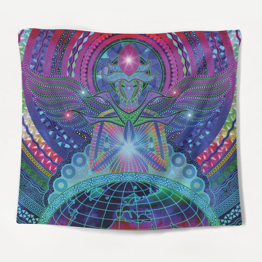 Akashic Records Tapestry