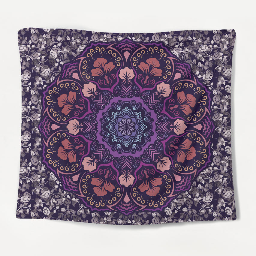 Belle Rose Tapestry