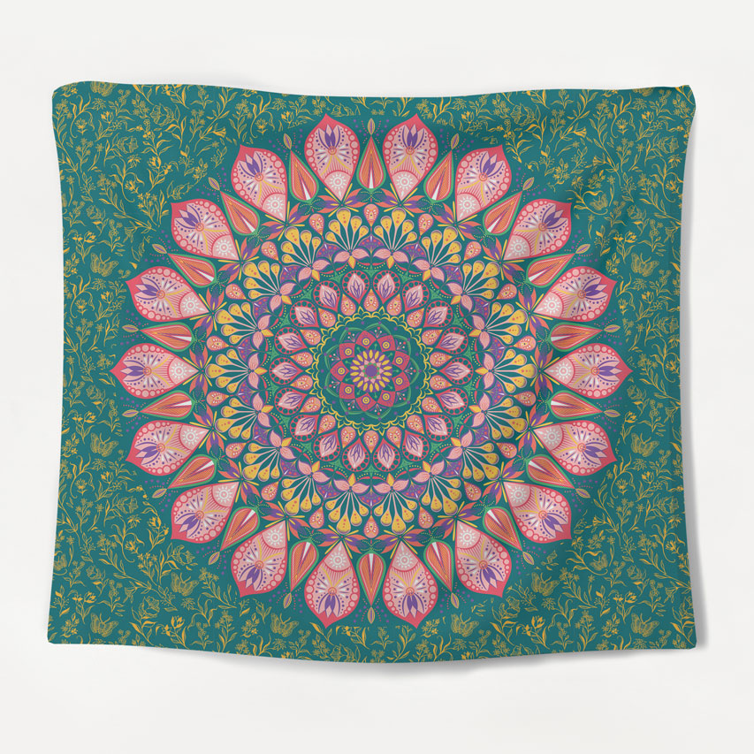 Bohemian Dream Tapestry
